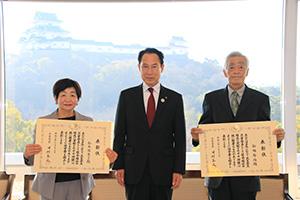 社会福祉で厚労相表彰 和歌山市から2人