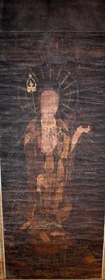 地蔵菩薩立像(市提供)